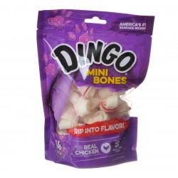 Dingo Meat & Rawhide Chew Bones Image