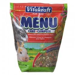 Vitakraft Menu Care Complex Rabbit Food Image
