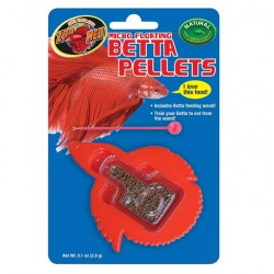 Zoo Med Micro Floating Betta Pellets Image