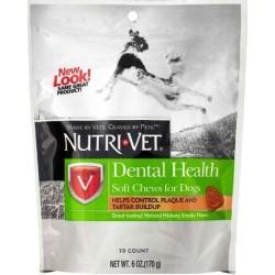 Nutri-Vet Dental Health Soft Chews  Image