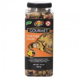 Zoo Med Gourmet Tortoise Food Image