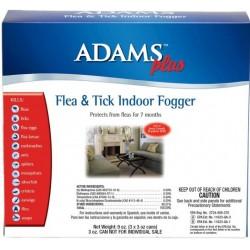Adams Plus Flea and Tick Indoor Fogger 3 oz  Image