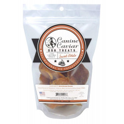 Canine Caviar Fresh Dried Sweet Potato Dog Treats Image