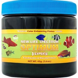 New Life Spectrum Optimum Flakes Image