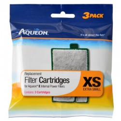Aqueon Replacement Filter Cartridges for E Internal Power Filter - X-Small Image