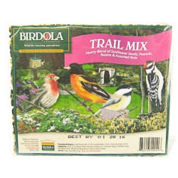 Trail Mix Seed Cake Image