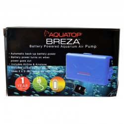 Aquatop Breza Battery Powered Aquarium Air Pump Image