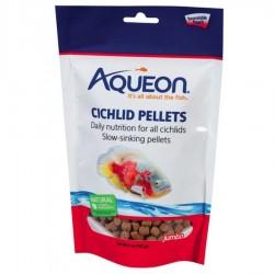 Aqueon Jumbo Cichlid Food Pellets Image