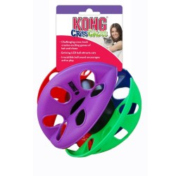 Kong Active Criss Cross Cat Toy Image