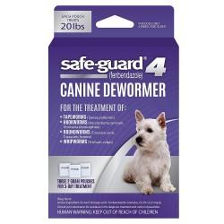 Safe-guard 4 Canine Dewormer Image