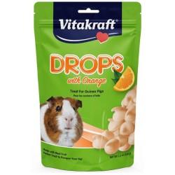 Vitakraft Drops with Orange for Guinea Pigs Image