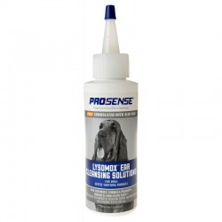Pro-Sense Plus Lysomox Ear Cleansing Solutions for Dogs Image