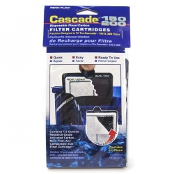 Cascade Disposable Floss/Carbon Filter Cartridges for 150 & 200 Power Filters Image