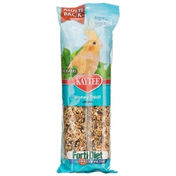Kaytee Forti Diet Pro Health Honey Treat Sticks for Cockatiels Image