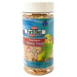 Kaytee Forti Diet Pro Health Orange Blossom Honey Treat for Parakeets Image