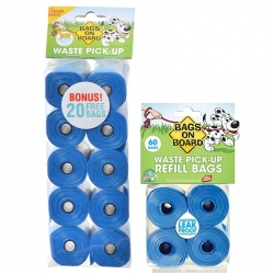Bags On Board Waste Pick-Up Refill Bags Image