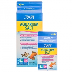 API Aquarium Salt for Freshwater Aquariums Image