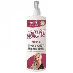 Pet Organics No Mark Spray for Cats Image