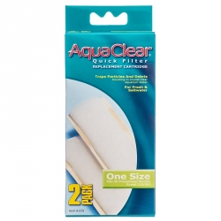 AquaClear Powerhead Quick Filter Replacement Cartridge Image