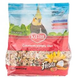 Kaytee Fiesta Cockatiel Gourmet Variety Diet Image