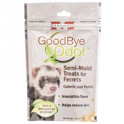 Marshall Goodbye Odor Semi-Moist Treats for Ferrets Image