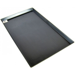 Precision Pet Great Crate Replacement Plastic Pan - Black Image