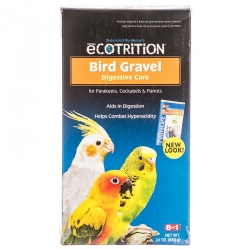 Ecotrition Bird Gravel for Parakeets, Cockatiels & Parrots Image