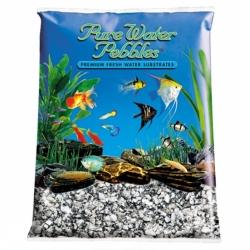 Pure Water Pebbles Aquarium Gravel - Silver Mist Image
