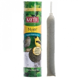 Kaytee Nyjer Super Finch Sock Instant Feeder with Wild Bird Food Image