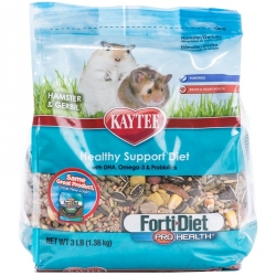 Forti Diet Pro Health Healthy Support Diet - Hamster & Gerbil Image