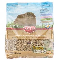 Kaytee Timothy Complete Guinea Pig Food Plus Flowers & Herbs Image