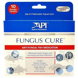 API Pro Series Fungus Cure Fish Medication Powder Image