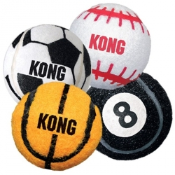 Kong Assorted Sports Balls Image