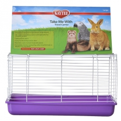 Kaytee Take Me With Travel Center for Small Pets Image