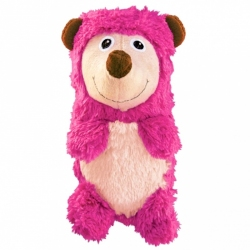 Kong Huggz Soft Dog Toy - Hedgehog Image