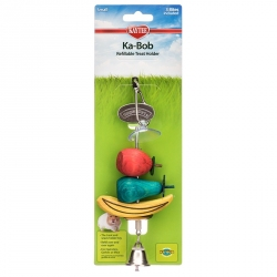 Kaytee KaBob Refillable Treat Holder Image