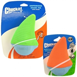 Chuckit Amphibious Shark Fin Water Toy Image