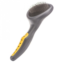 JW GripSoft Slicker Brush Image