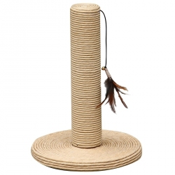 Pet Pals Paper Rope Scratching Post for Cats Image