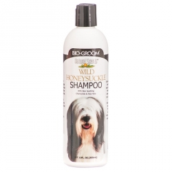 Bio Groom Natural Scents Wild Honeysuckle Shampoo Image