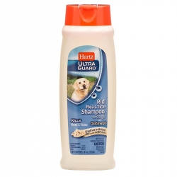 Hartz UltraGuard Rid Flea & Tick with Oatmeal Image