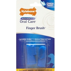 Nylabone Advanced Oral Care Finger Brush Image