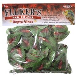 Flukers Repta-Vines - Red Coleus Image