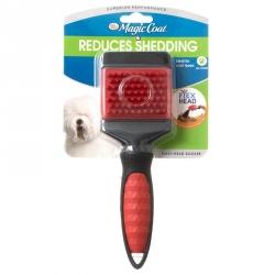 Magic Coat Flexihead Slicker Brush for Dogs Image