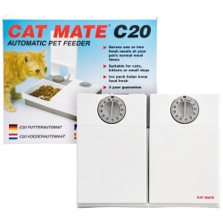 Cat Mate C20 Automatic Pet Feeder Image