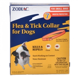 Zodiac Flea and Tick Collar for Dogs Image