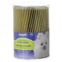 Safari Plastic Flea Comb Bulk 100 Pack Image