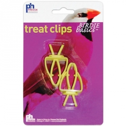 Prevue Birdie Basics Treat Clips Image