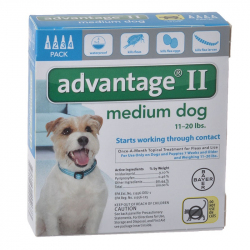 Advantage II for Dogs Image