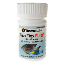 Thomas Labs Fish Flox Forte (Ciprofloxacin) Image